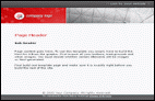 email newsletter template